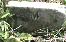 Mary Taylor tombstone 2